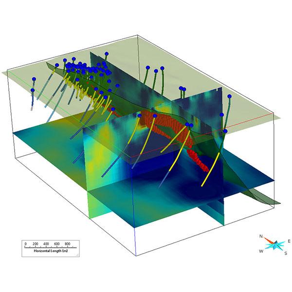 GOCAD® Mining Suite   3D geological & geophysical modelling software